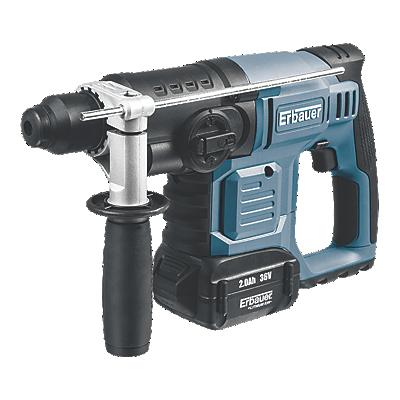 Erbauer 36V 2.8kg Cordless SDS Plus Drill