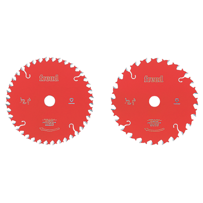 Freud TCT Saw Blades Twin Packs