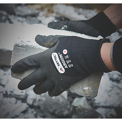 Skytec Argon Thermal Grip Gloves