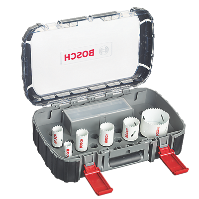 Bosch Progressor Holesaw Set