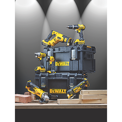 Dewalt XR 6 Piece Kit